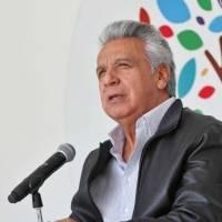 """Presidente Lenín Moreno: """"Dejaremos la propuesta para el próximo Gobierno de una reforma tributaria"""""""