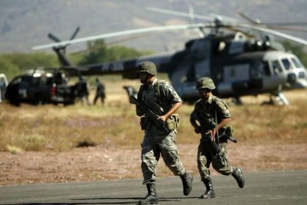 Combate contra el narcotráfico: 102 aeronaves mexicanas derribadas con fusiles y lanzacohetes