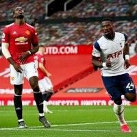 Tottenham aplasta al Manchester United en Old Trafford