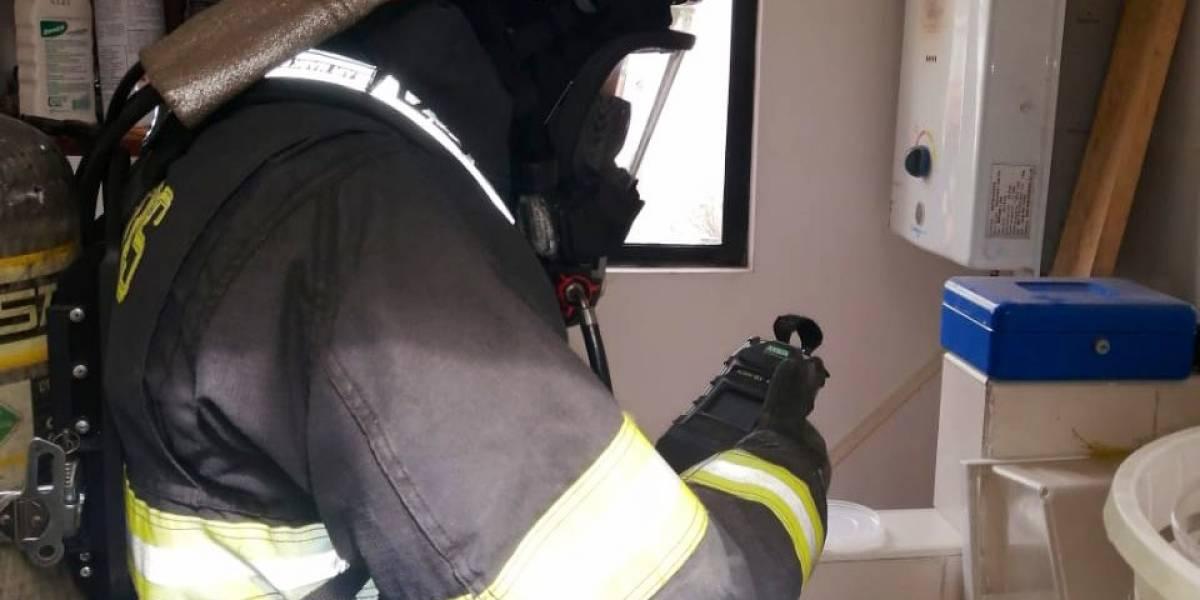 ECU 911 reportó que seis personas sufrieron intoxicación por monóxido de carbono en Cumbayá