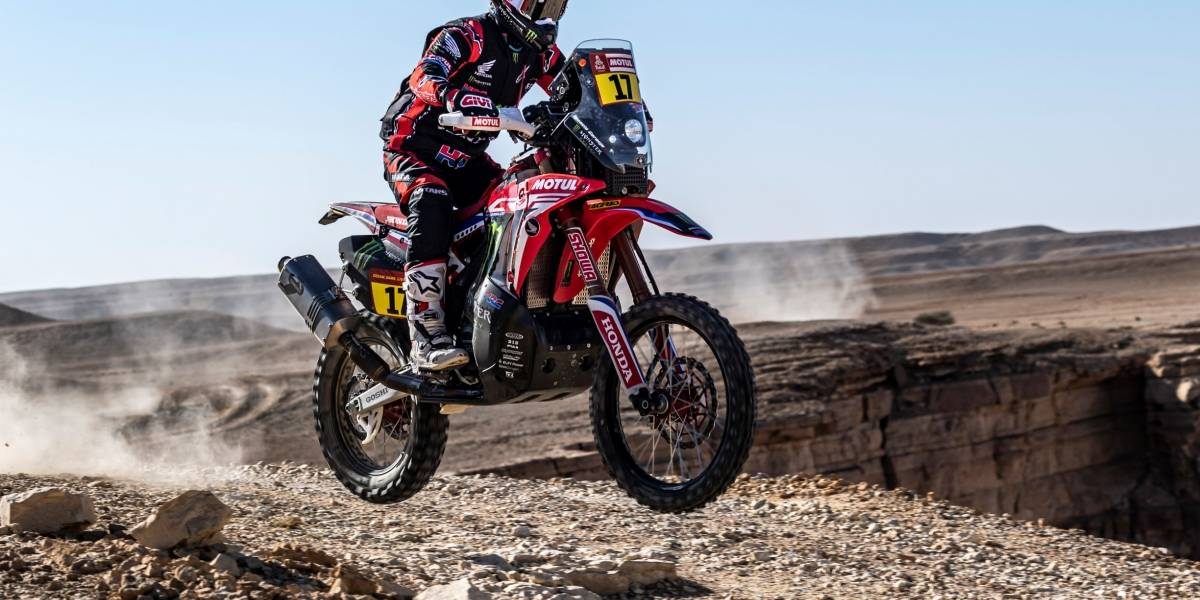 Cornejo vuelve a los ralles cross country en Andalucía