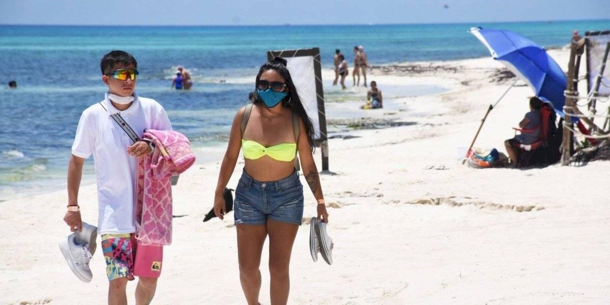Turismo pierde casi mitad de su valor; 55% no viaja por miedo al Covid-19