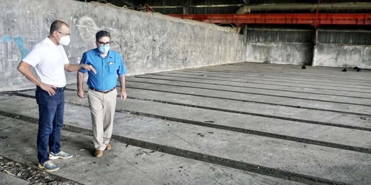 Toa Baja logra el traspaso de planta de reciclaje y composta sin usar hace 23 años