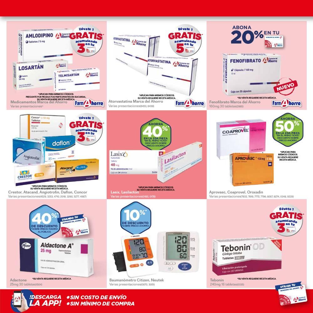 Catálogo Farmacias del Ahorro Octubre de 2020, página 11