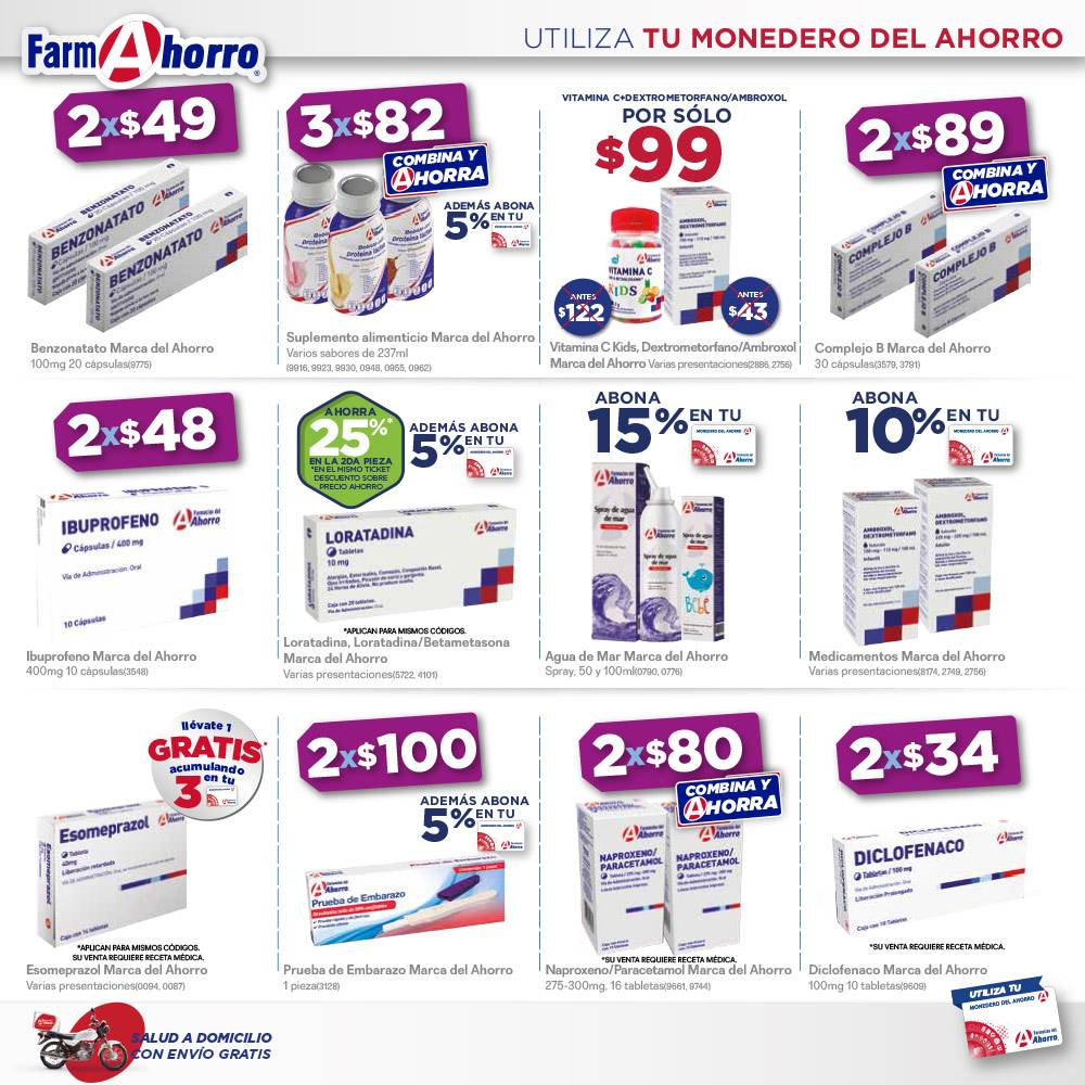Catálogo Farmacias del Ahorro Octubre de 2020, página 12