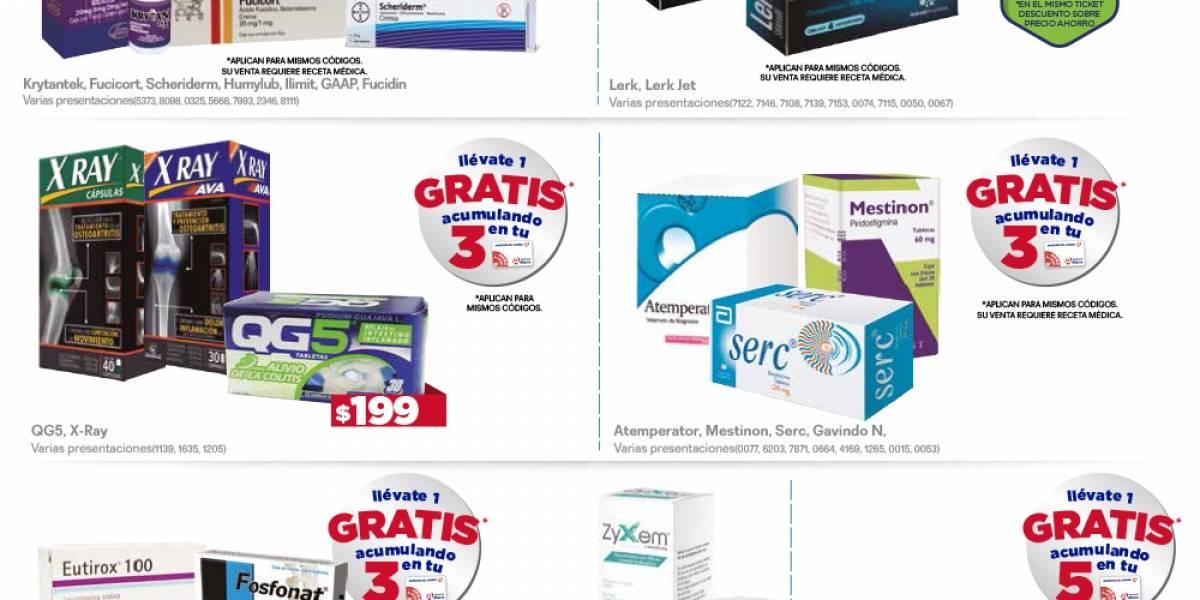 Catálogo Farmacias del Ahorro Octubre de 2020, página 15