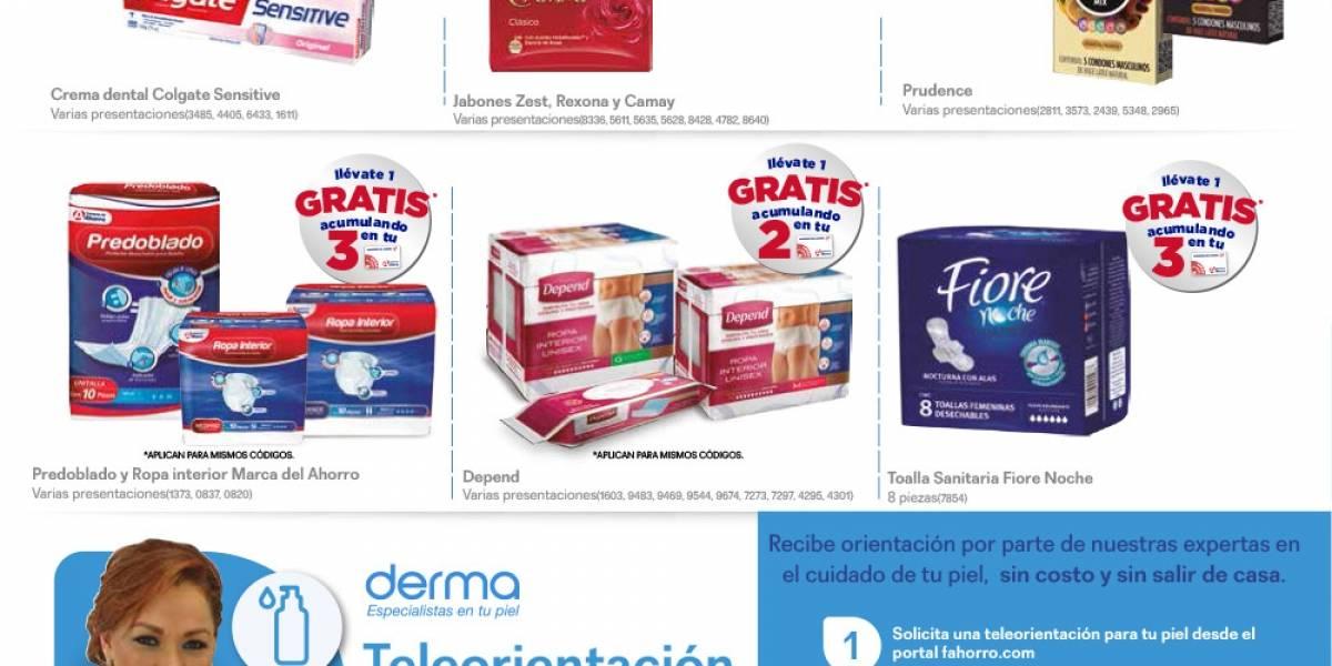 Catálogo Farmacias del Ahorro Octubre de 2020, página 16