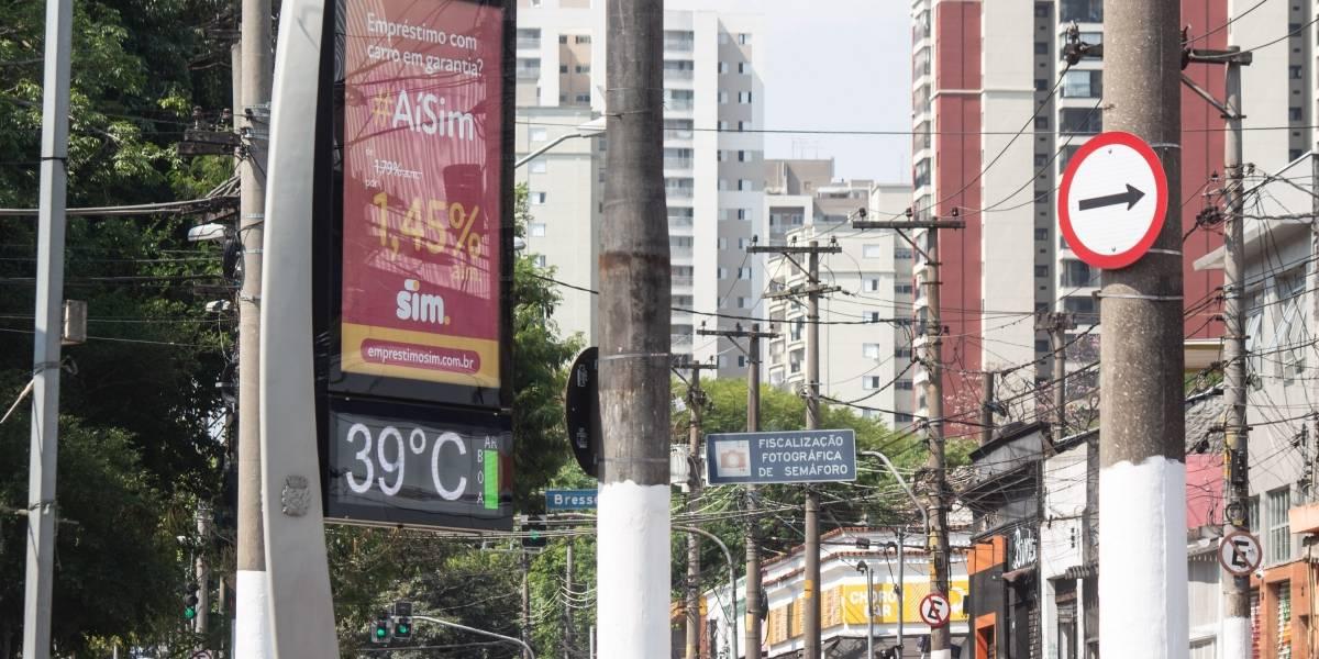 Previsão do tempo: Mais uma semana de calor em SP e no Rio