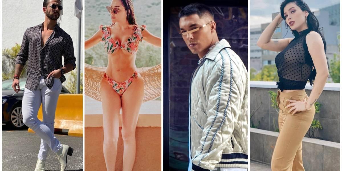 """Así han cambiado las estrellas de """"Acapulco Shore"""" tras siete temporadas al aire"""