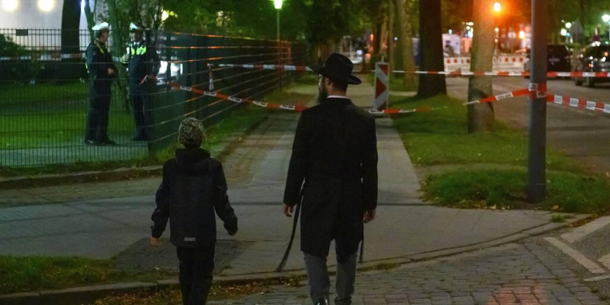"""Horrible ataque a judío en Alemania: Gobierno asegura que """"el odio hacia ellos es una desgracia para nuestro país"""""""