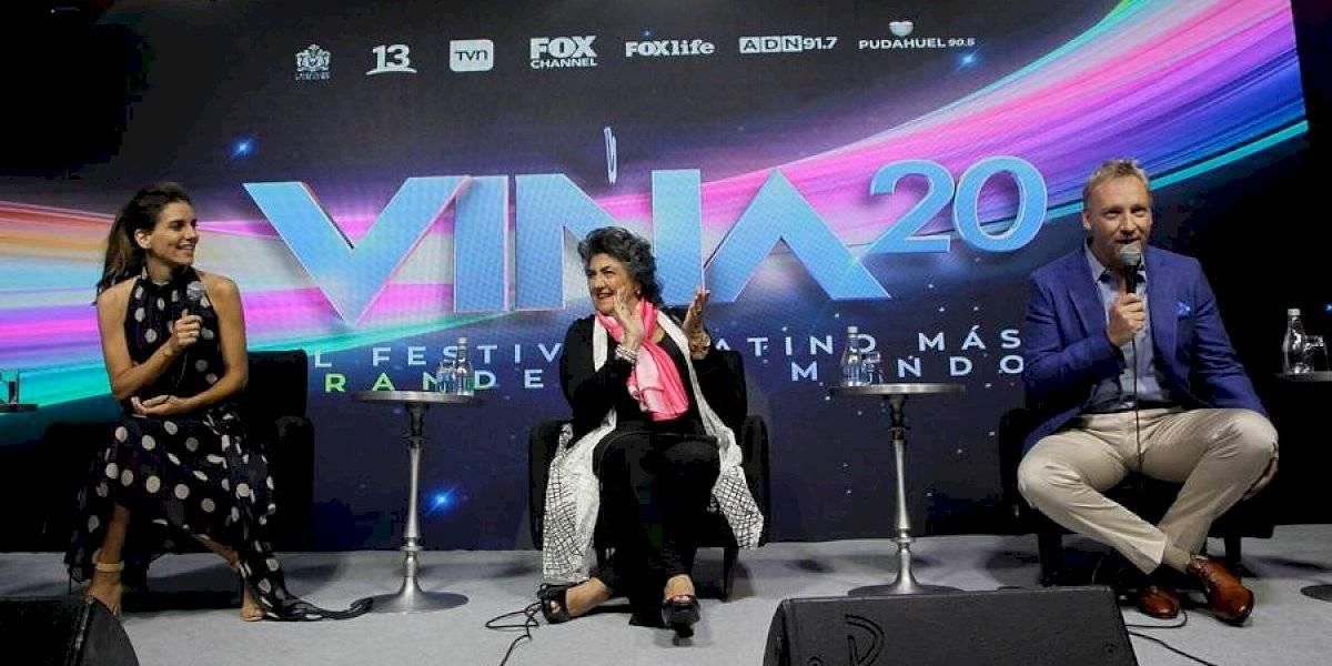 """Canal 13 y TVN le dan un duro golpe a Reginato: """"No es viable, bajo ningún punto de vista, la realización del Festival de Viña del Mar 2021"""""""