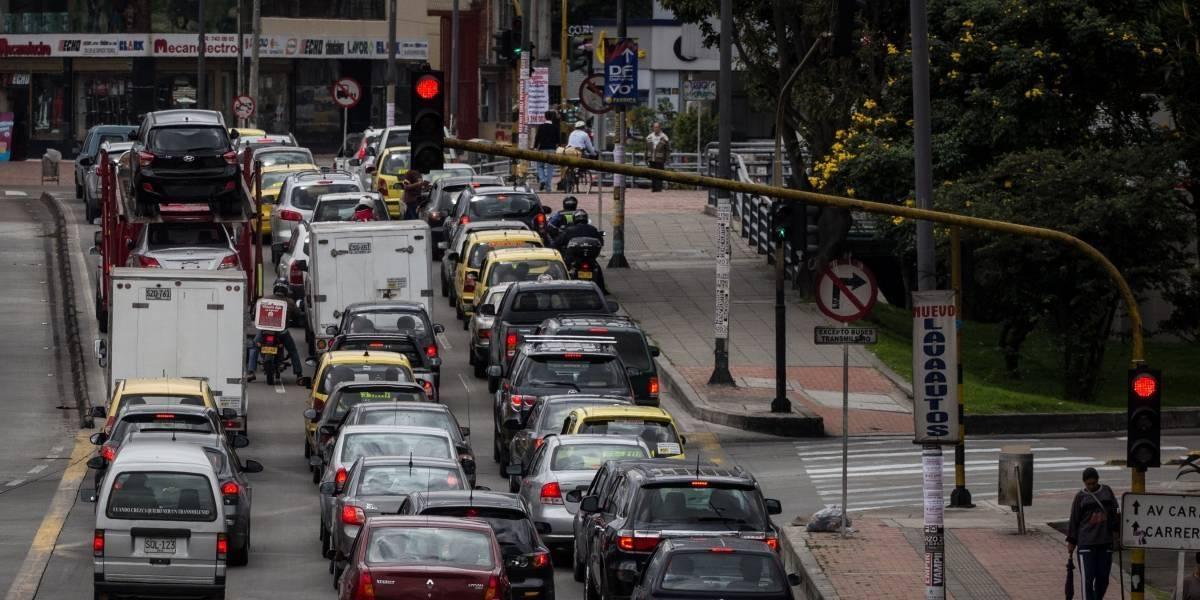 Cuenta regresiva para inicio de comparendos por pico y placa en Bogotá