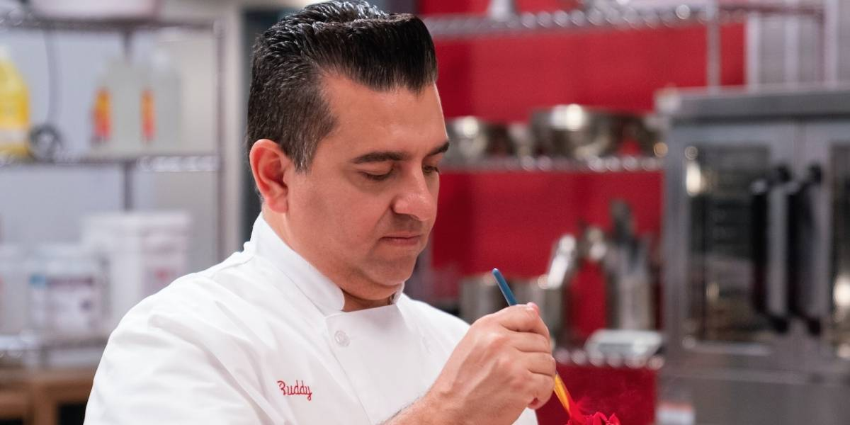 Buddy Valastro saca su lado más salvaje en un nuevo desafío pastelero