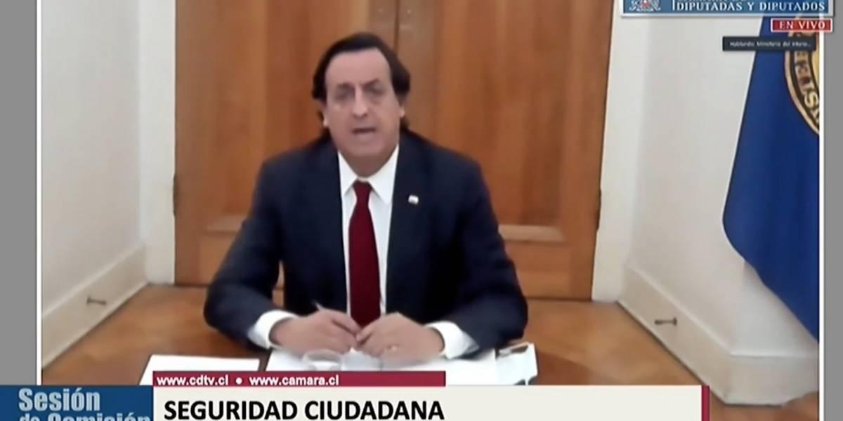 """Ministro Víctor Pérez señaló que """"existen versiones contradictorias"""" en el caso de joven empujado al río Mapocho"""