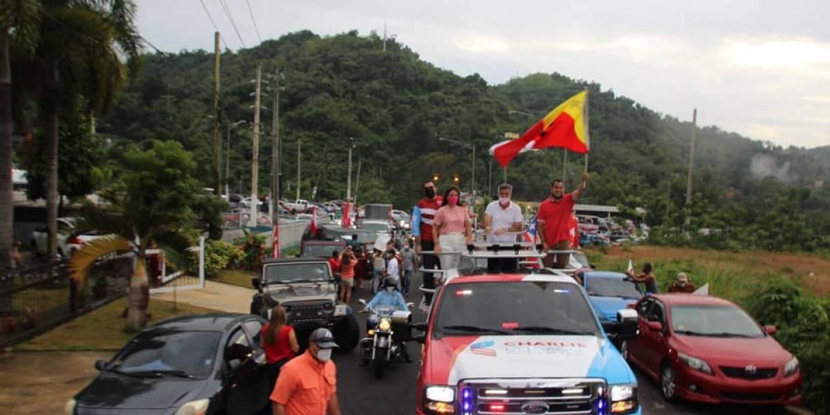"""No hacen valer prohibición a caravanas para evitar apariencia de """"persecución política"""""""