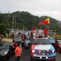 Gobernadora responsabiliza a quienes fueron a caravanas por alza en casos COVID-19