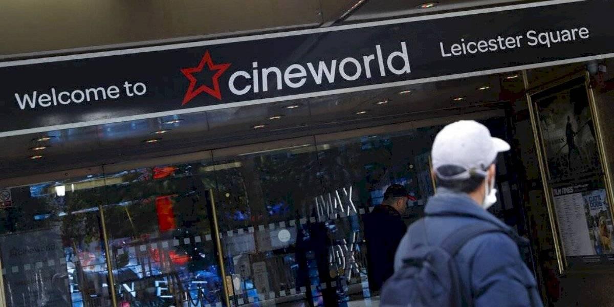 Cierran temporalmente centenar de cines en Estados Unidos y Reino Unido