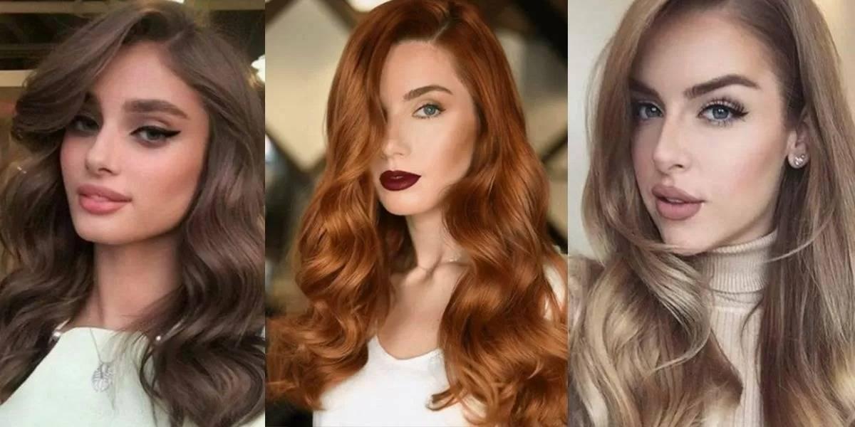 Cores de cabelo que serão tendência ao longo do final do ano