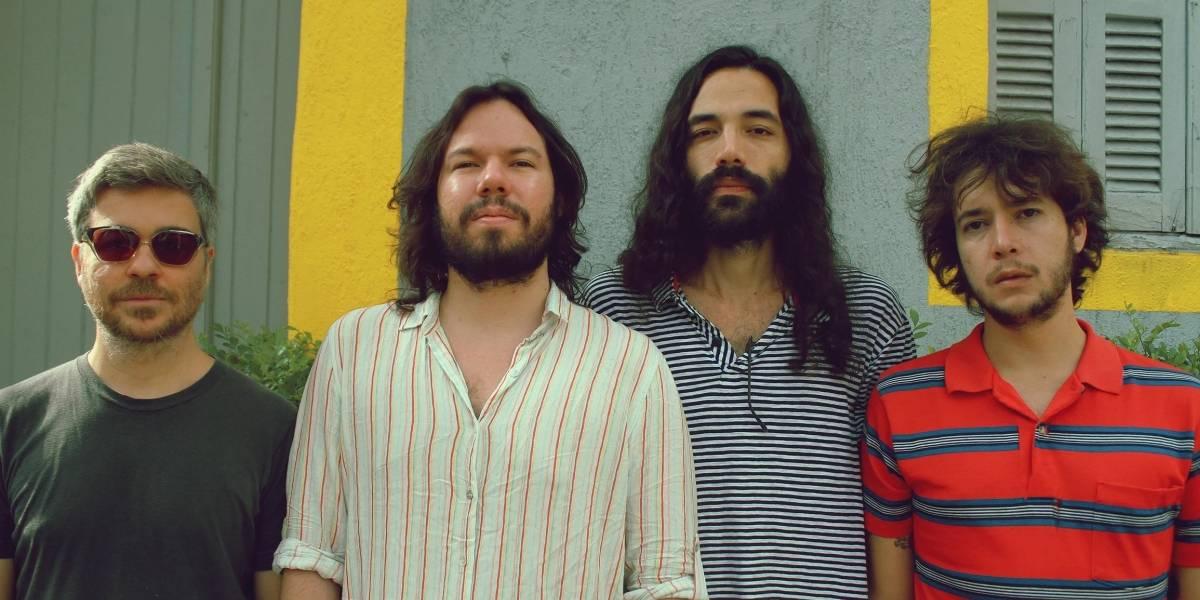 Maglore regrava single com Fernanda Takai e John Ulhoa