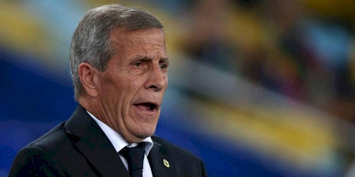 """El récord mundial que busca el """"Maestro"""" Tabárez con Chile como primer rival de Uruguay"""