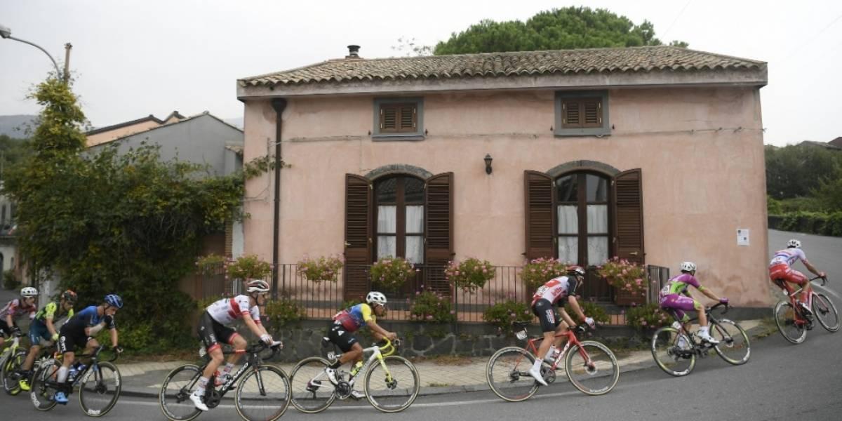 ¡Un ecuatoriano conquista Italia! Jonathan Caicedo da el gran golpe en el Giro