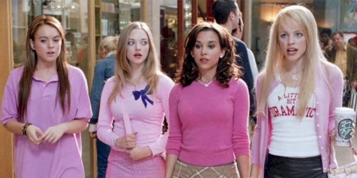 """Elenco de """"Mean Girls"""" se reúne a 16 años del estreno de la película"""
