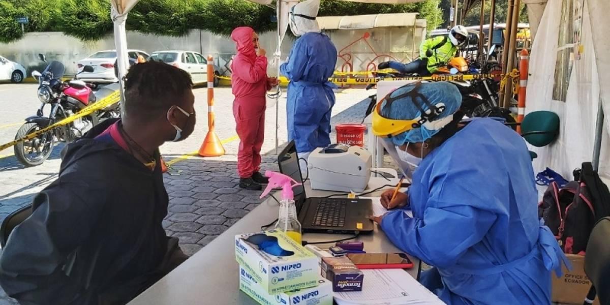 COVID-19 en Quito: parroquias presentan altos índices de contagio