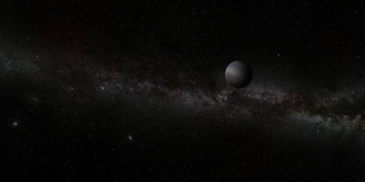 Ciencia: este planeta rebelde del tamaño de la Tierra está orbitando en la Vía Láctea