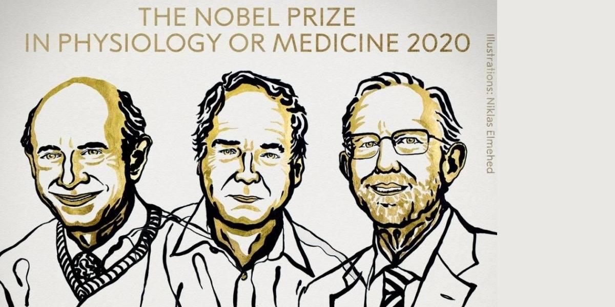 Premio Nobel de Medicina 2020 va para descubridores del virus de la hepatitis C