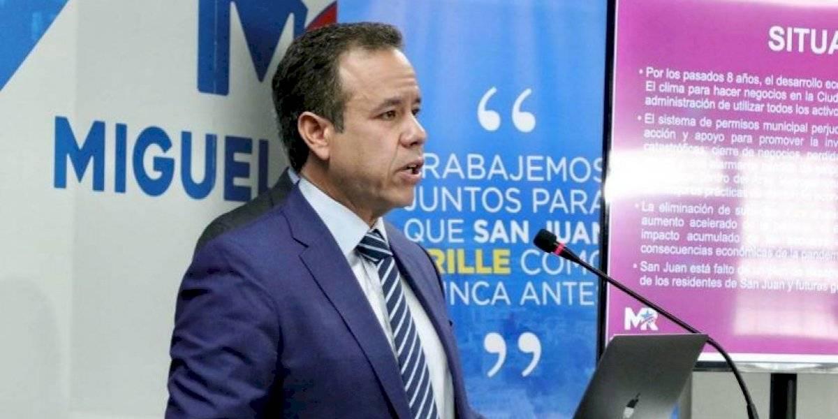 Miguel Romero propone plan de desarrollo económico y turístico