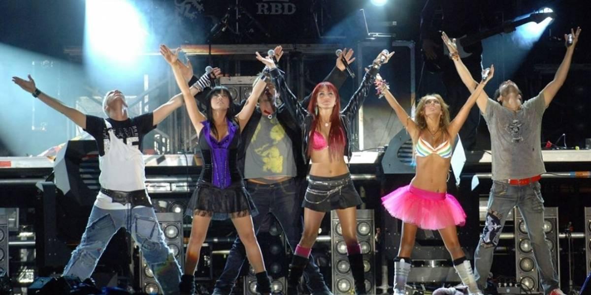 ¿Cuál es la canción de RBD más escuchada en streamimg?