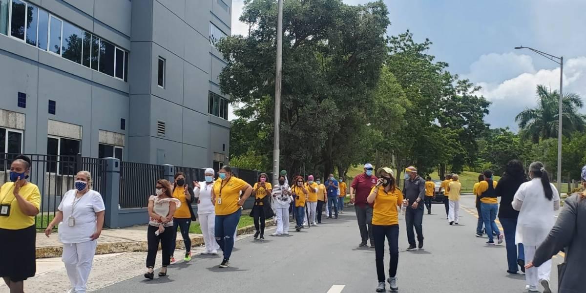 Denuncian falta de protocolos contra COVID en oficina de Gobierno