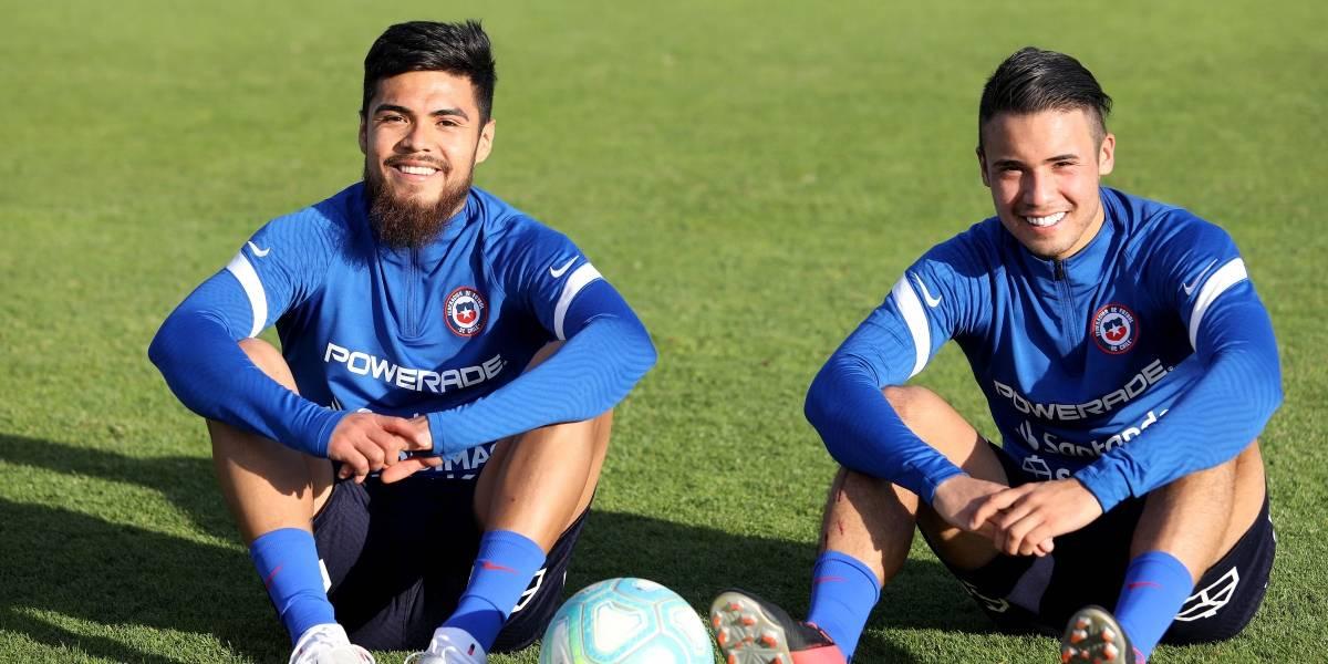 """En """"Díaz"""" difíciles para la """"Roja"""", la séptima dupla de hermanos saca la voz: """"Nos estamos preparando para ir a ganar a Uruguay"""""""
