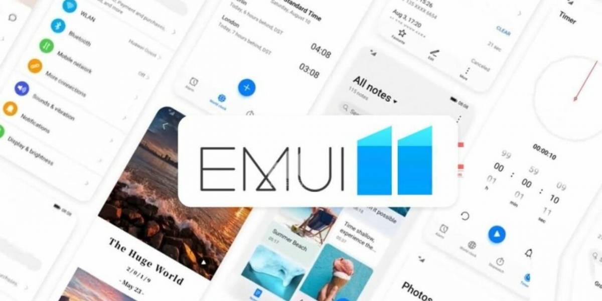 Huawei: este es el calendario para la liberación de EMUI 11 en América Latina