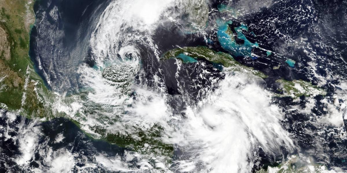 Huracán Delta se acerca a México como ciclón de categoría 4