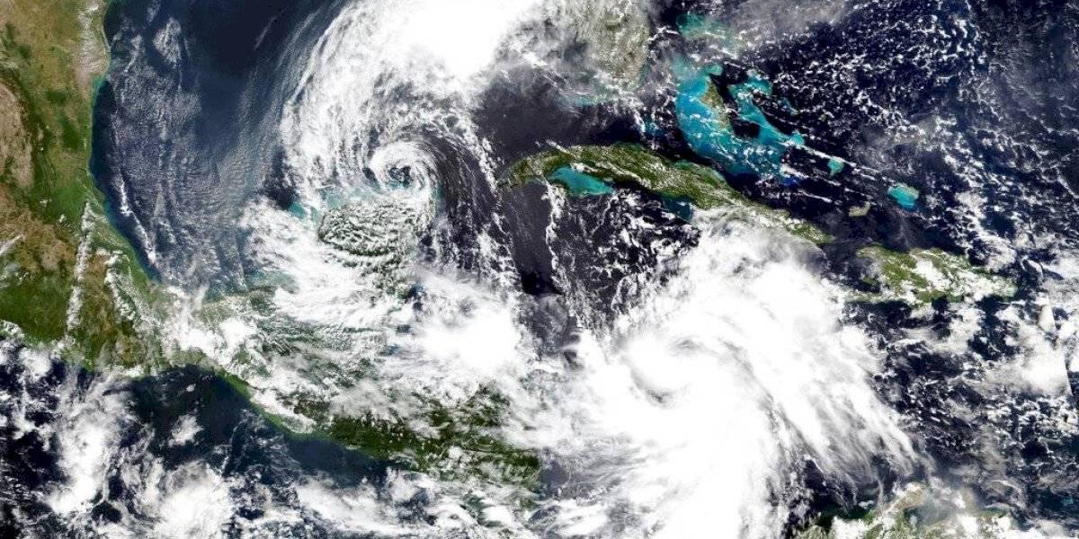 Huracán Delta alcanza categoría 2