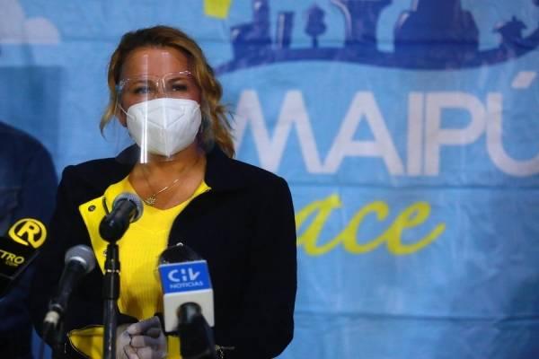 """La defensa de Cathy Barriga: """"Si hay algo que tenemos que cambiar en la Constitución es el rol que tiene Contraloría"""""""
