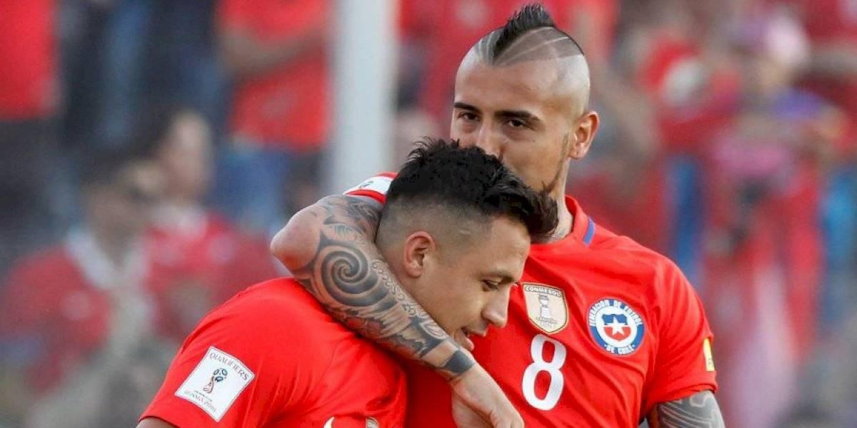 Alexis y Vidal, las estrellas sostienen el barco a falta de los capitanes