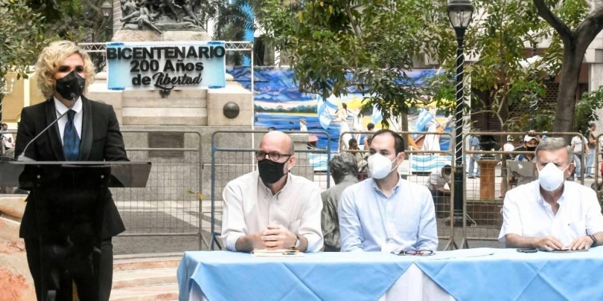 Anuncian más de 400 obras por el Bicentenario de Guayaquil