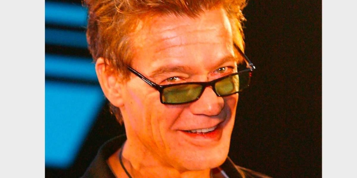 Murió la leyenda del rock, Eddie Van Halen
