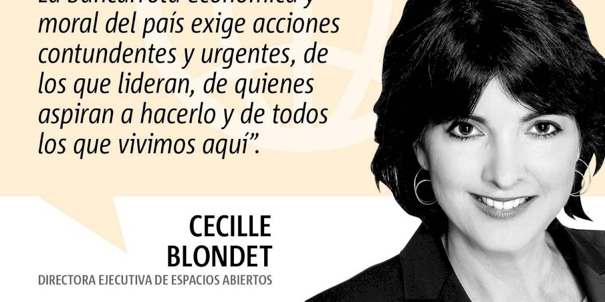 Opinión de Cecille Blondet Passalacqua: La puesta en valor de lo público