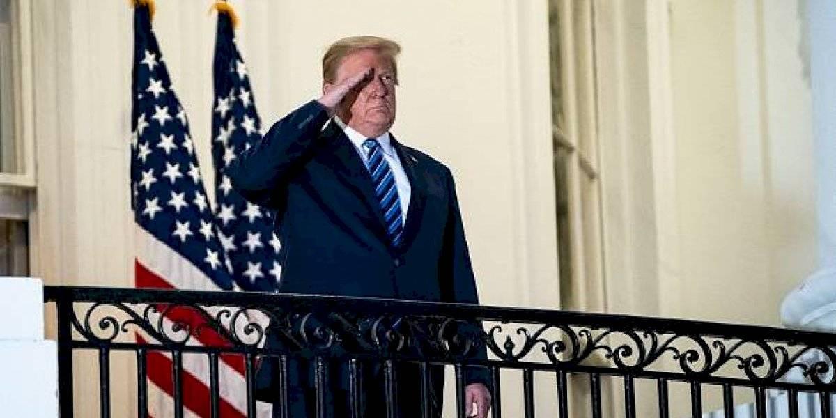 El síndrome VIP podría afectar al tratamiento para el coronavirus de Donald Trump
