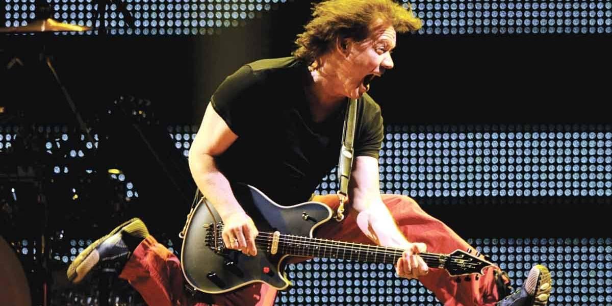 Luto no rock: Gênio da guitarra, Eddie Van Halen aperfeiçoou técnica do 'tapping'