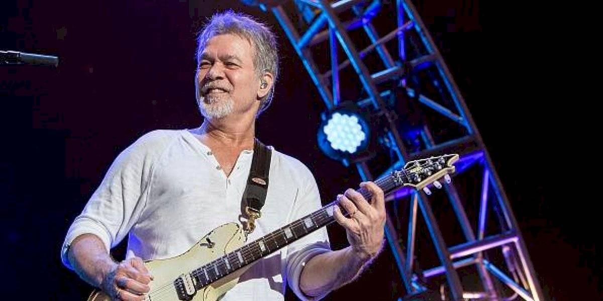 Eddie Van Halen, icono del rock y cofundador de Van Halen, murió por cáncer de garganta