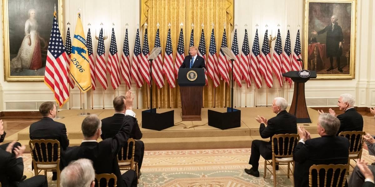 Trump suspende tratado sobre ayuda económica por COVID-19