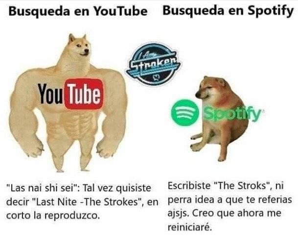 Meme Spotify