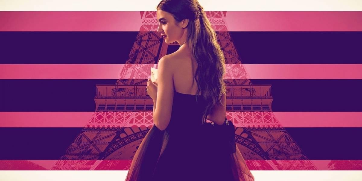 Emily em Paris ensina como usar um look xadrez com perfeição