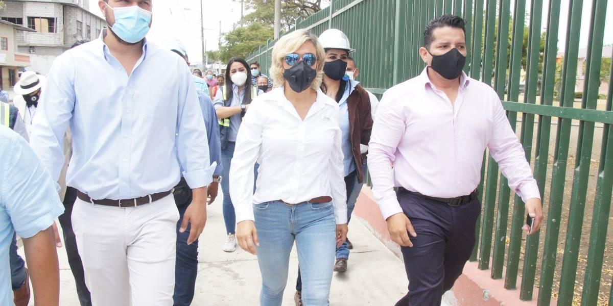Municipio de Guayaquil y Emapag EP inauguraron el Canal 7, ubicado en el Guasmo Sur