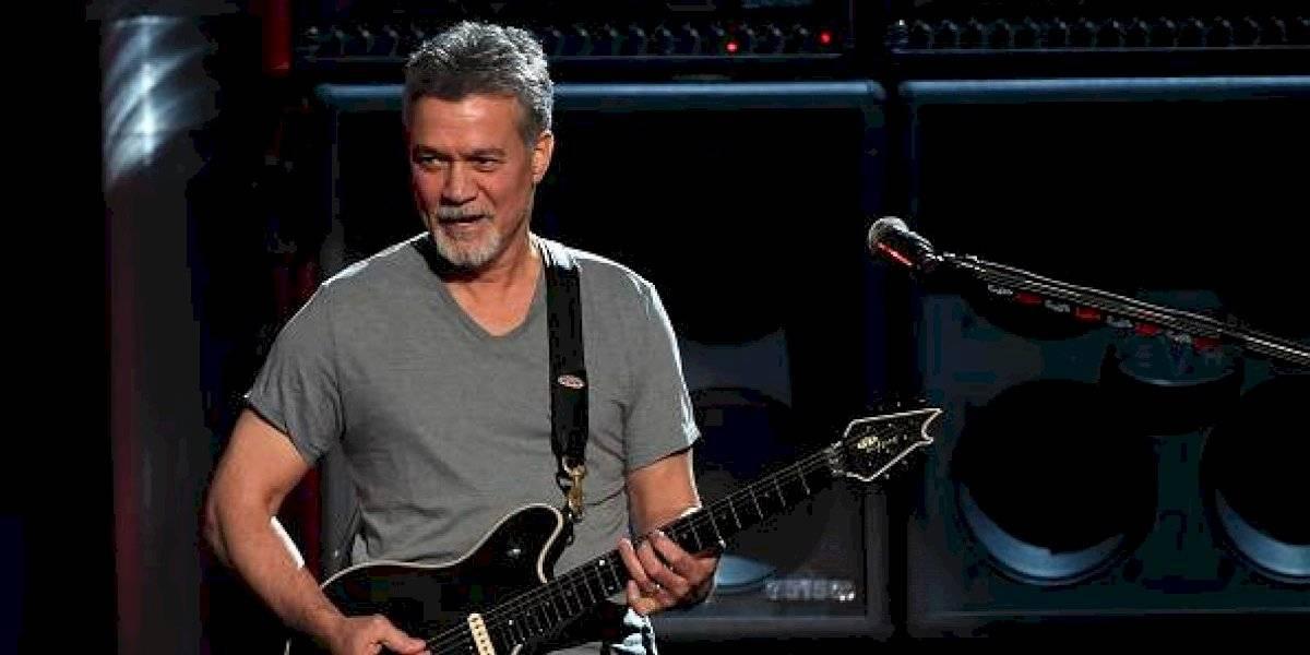 Muere Eddie Van Halen tras batalla contra el cáncer