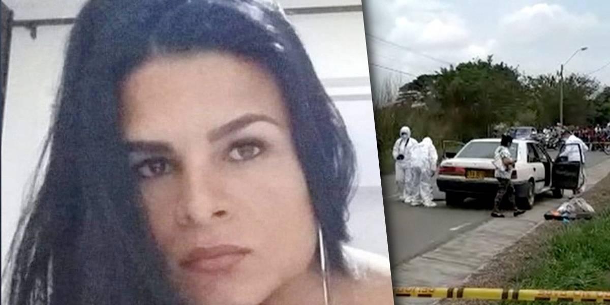Bala que mató a Juliana Giraldo fue disparada a corta distancia